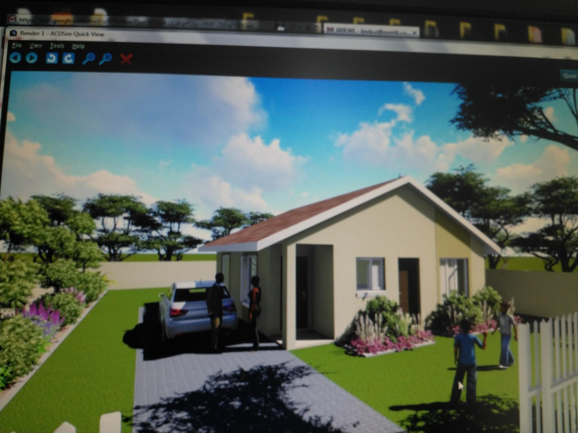 3 Bedroom House for Sale in Roodepan