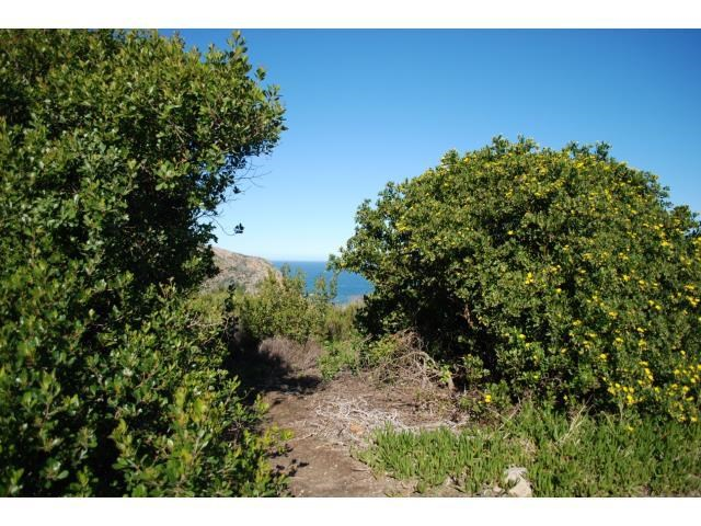 Pezula Golf Estate Vacant Land For Sale