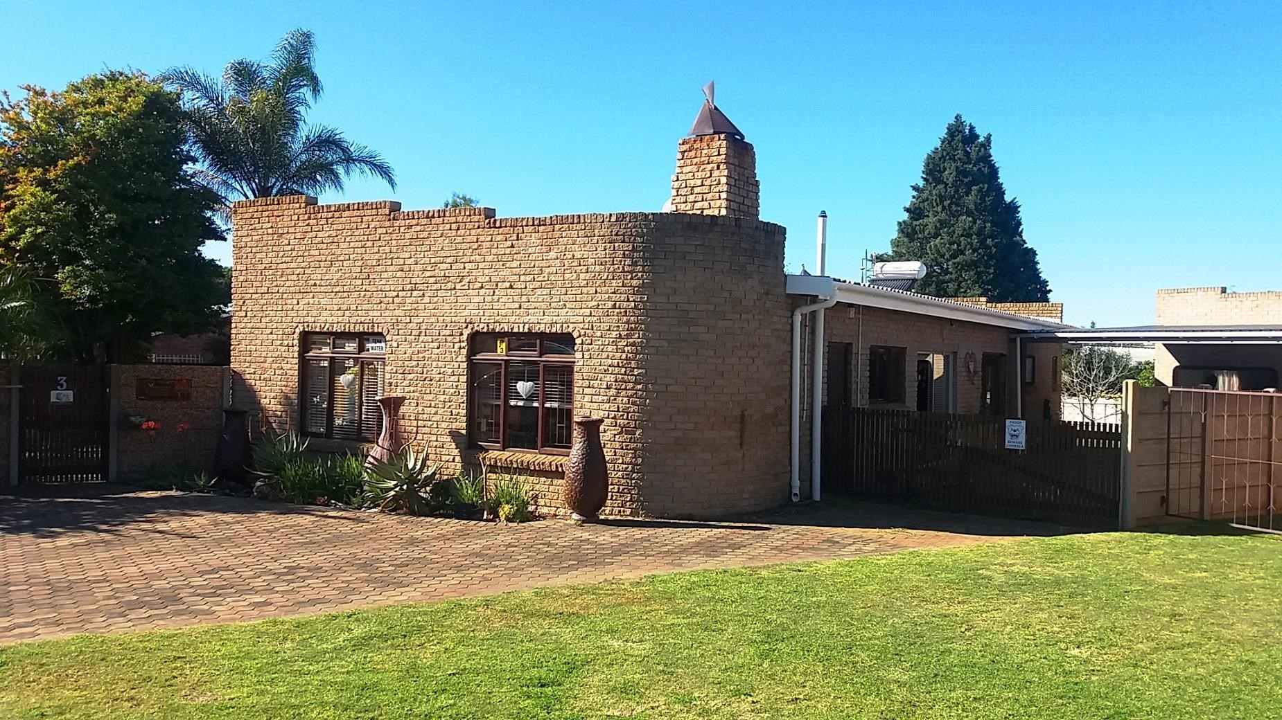 3 Bedroom House for Sale in Riversdale