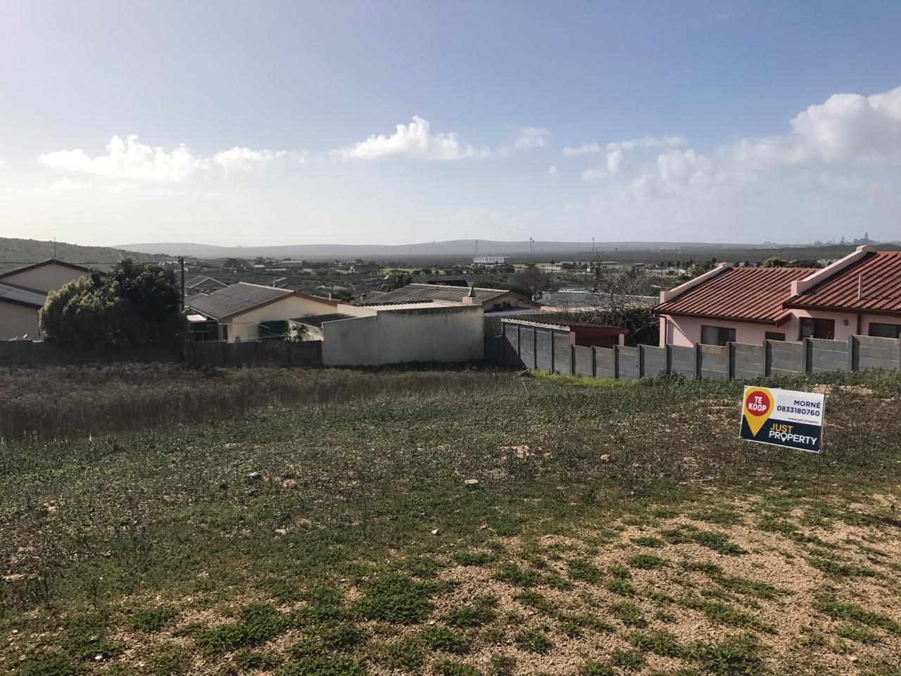 Vacant Land for Sale in Saldanha Heights