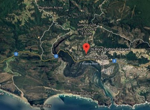 Vacant Land for Sale in Knysna Heights