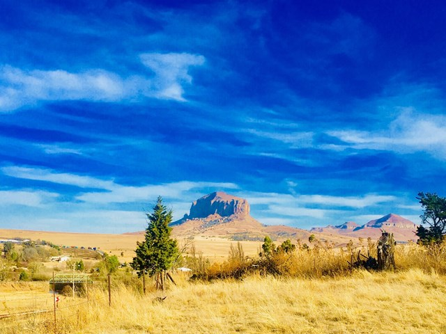 Harrismith Small Holding For Sale