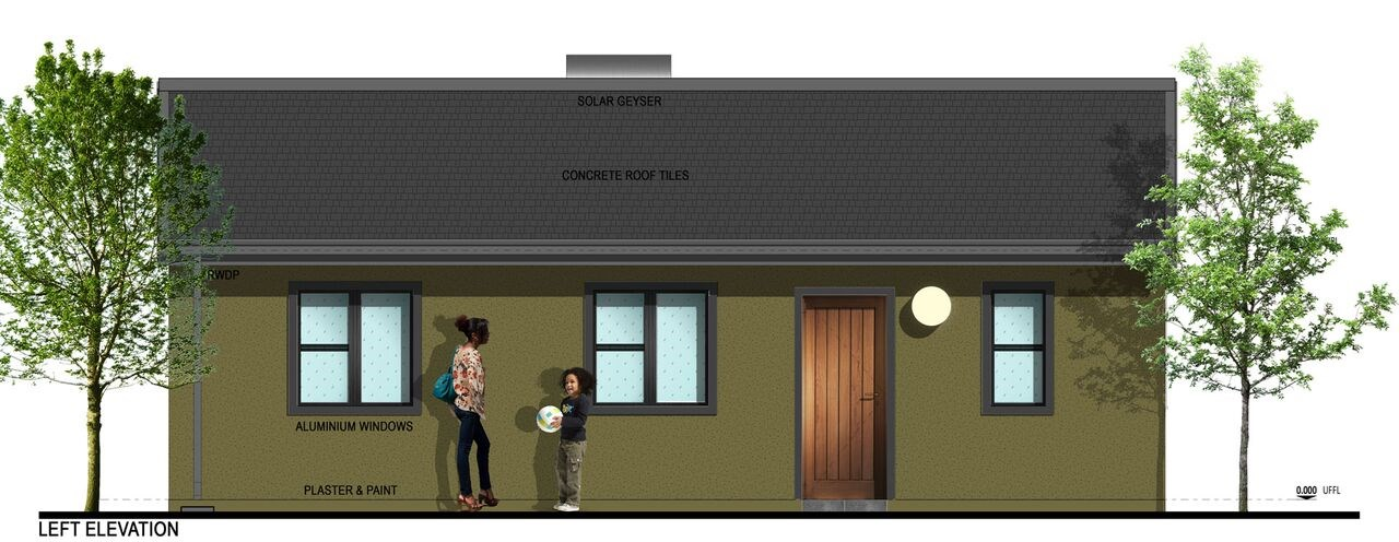 3 Bedroom House for Sale in Bloubosrand