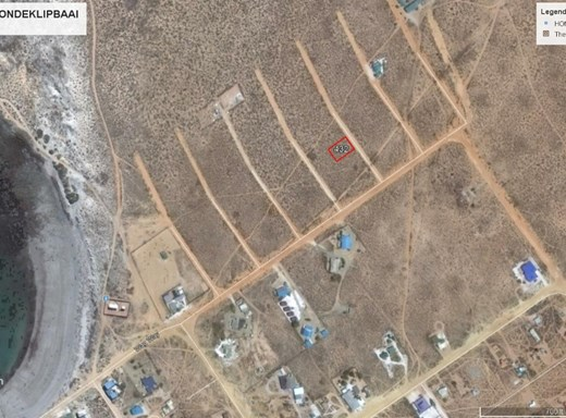 Vacant Land for Sale in Hondeklip Bay