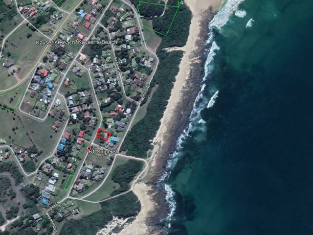 Kaysers Beach Vacant Land For Sale