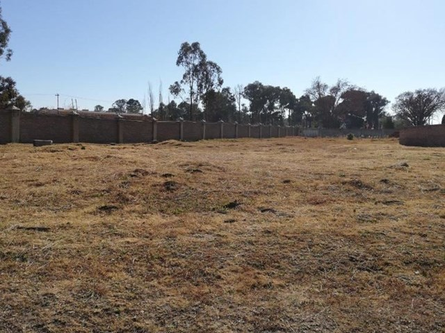 Helderwyk Vacant Land For Sale