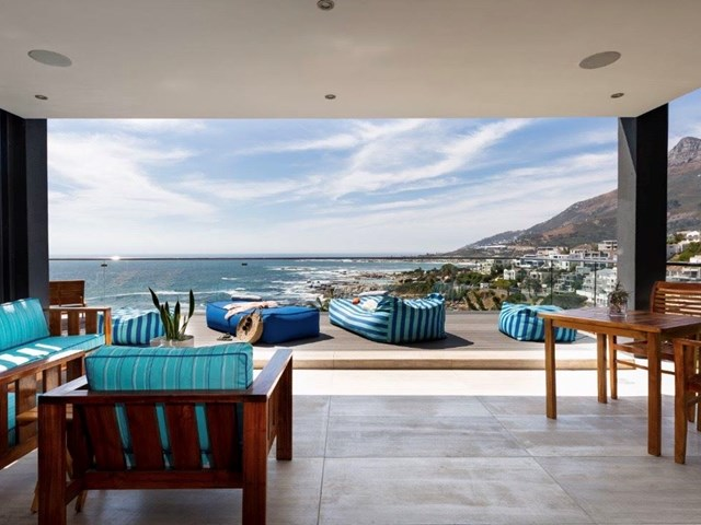 Camps Bay House To Rent