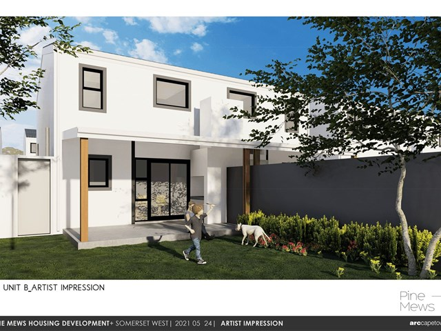 Somerset West Townhouse For Sale