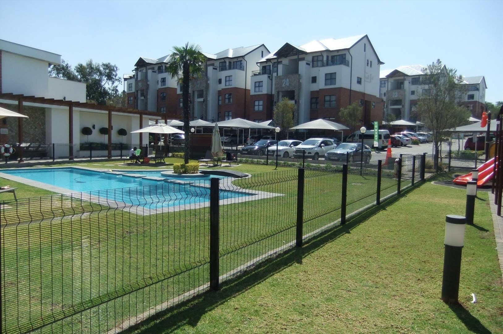 1 Bedroom Apartment to Rent in Olivedale