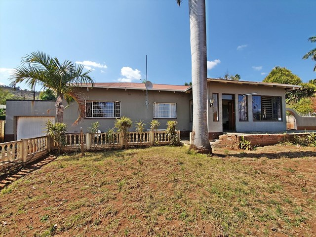 Barberton House For Sale