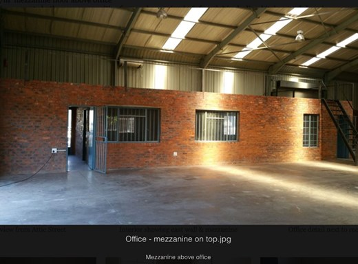 Warehouse for Sale in Booysens