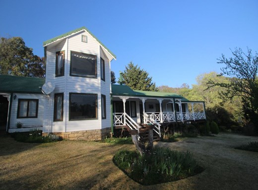 4 Bedroom House for Sale in Clarens