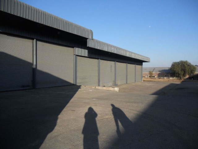 Anderbolt Warehouse For Sale