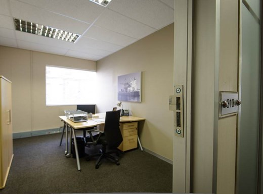 Office to Let in Johannesburg